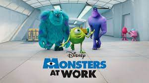 Watch Monsters at Work