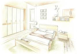 Interior Design Drawing Adorable Interior Design Hand Drawings Alexandra L Nicolaescu Portfolio