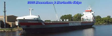 2006 menominee marinette ships