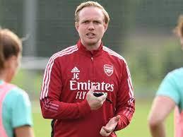 Arsenal head coach Jonas Eidevall aims ...