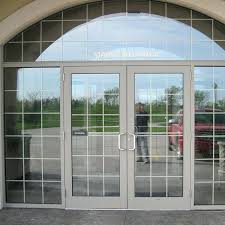 magnificent commercial glass entry doors used commercial aluminum sliding glass entry doors