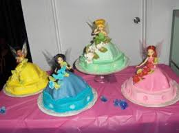 Tinkerbell Cakes Httpwwwcake Decorating Cornercom