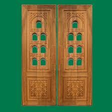 door furniture. Teak Wood Pooja Room Door Furniture A