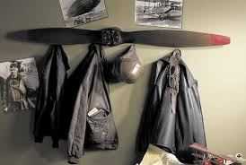 Propeller Coat Rack Designer Home Accessories Vintage Propellers and Rowing oars a 6
