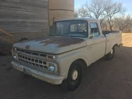 1964 Ford F100 SWB short bed farm truck hot rat rod custom patina ...