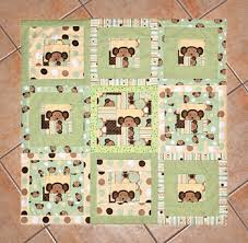 MONKEY QUILT PATTERNS BABY QUILTS | Sewing Patterns for Baby & Monkey Quilting Pattern | Popular Knit & Crochet Patterns Adamdwight.com