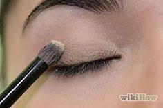 apply eye makeup for women over 50 wikihow