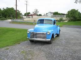 1951 Chevy Truck - Dawgz Customs