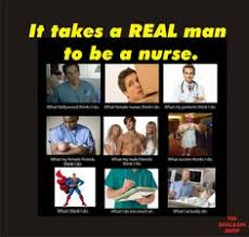 Male Nurses: Wanted and Why They Should Accept | Nurses and Business via Relatably.com