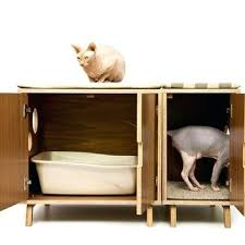 modern pet furniture. modern pet furniture chimere mid century cat litter box cover