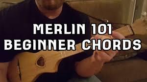 Seagull Merlin 101 Beginner Chords