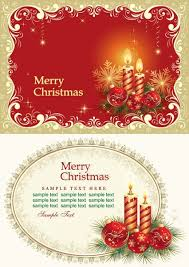 free beautiful christmas cards beautiful christmas cards vector free vector in adobe illustrator ai