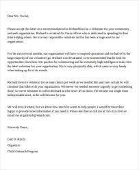 Work Recommendation Letter 27 Recommendation Letter Examples