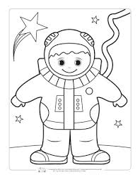 We have collected 40+ free printable outer space coloring page images of various designs for you to color. Space Coloring Pages For Kids Itsybitsyfun Com