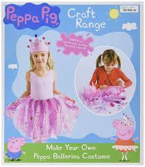 Design Your Own Tutu Kit Peppa Pig Ballerina Kit Peers Hardy Amazon Co Uk Toys Games