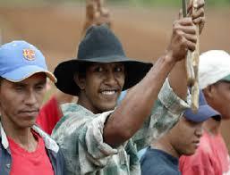 Resultado de imagen para campesinos larenses en lucha