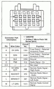 2001 malibu stereo wiring diagram 2001 chevrolet malibu radio 2002 chevy tahoe radio wire colors at 2002 Chevy Avalanche Stereo Wiring Diagram