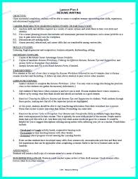 Usa Resumes Examples Use Of Word Resume Edit Resume In Usajobs Rn