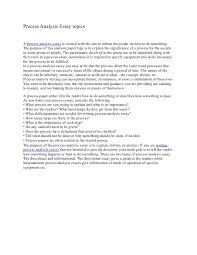 process analysis essay topics co process analysis essay topics