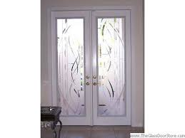 etched glass panels for doors