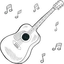 guitar coloring pages bass coloring pages electric guitar coloring page bass guitar coloring pages electric printable
