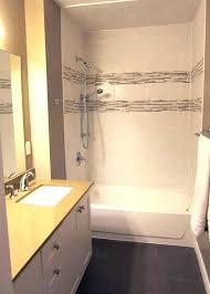 3 piece tub surround one piece bathtub surround one piece shower bathtub bathroom design awesome one