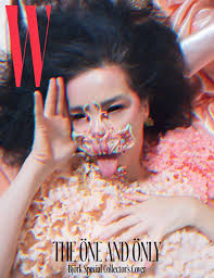 björk returns to iceland for a dreamy photoshoot with tim walker w magazine