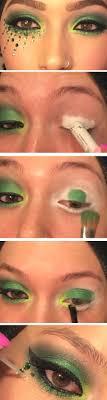 swarovski green smokey eye cute st patricks day makeup ideas step by step easy eye makeup tutorials for beginners green board easy eye