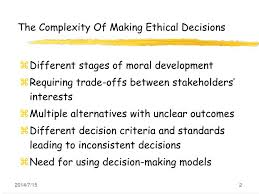 Ethical Decision Making Models Ppt Topic 5 Ethical Decision Making Models Powerpoint Presentation