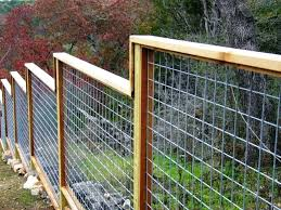 Decorative Wire Fencing Decorative Garden Fencing Ideas Best House