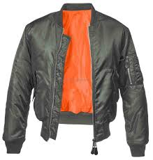 jackets anthracite casual clothing brandit ma1 classic jacket 509810956