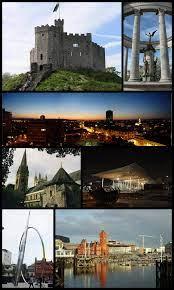 Cardiff – Wiktionary