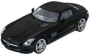 <b>Радиоуправляемая машина MZ Mercedes-Benz</b> SLS Black 1:14 ...