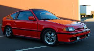 1986 first generation honda crx si build