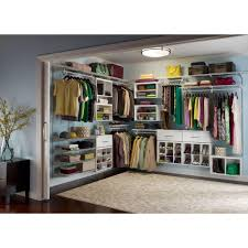 ... Interesting Pictures Of Walk In Closet Organization Design Ideas :  Breathtaking Ideas For U Shape Walk ...