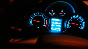 2014 Chevy Cruze Warning Lights 2014 Chevy Cruze Disable Stability Control