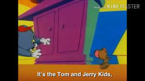 Tom & Jerry Kids Intro Song Lyric - YouTube