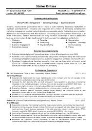 Good Additional Skills Featuring Product Manager Resume Sample