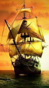 Pirates драконы корабль призрак парусные суда и картины кораблей