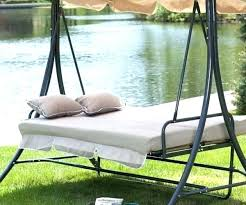 outdoor bed swing bed swing cushions outdoor daybed swings medium size of modern canopy outdoor porch