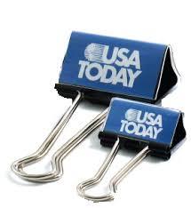 Paper Holder Clips Medium And Large Custom Clips Binder Clips Item M200 L300