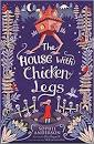 Image result for house with chicken legs