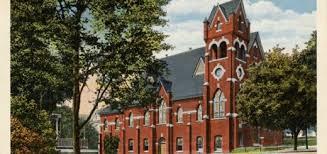 Brown Memorial Church 520x245
