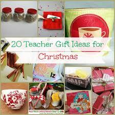 20 Teacher Gift Ideas For Christmas  Gift Homemade Christmas Christmas Gift Teachers
