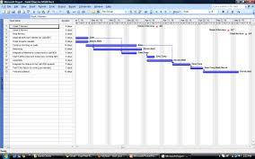 Gantt Chart Mpp Edge