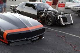Jeff Lutz Vs Tom Bailey Whose Pro Mod Camaro Wins On The Street