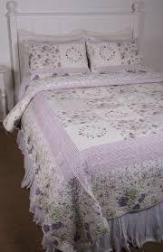 lavender garden chic shabby purple lilac quilt bedding lavender shabby chic garden
