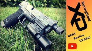 Tactical Light For Xd 40 Subcompact