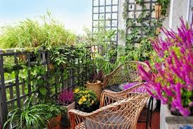 Small Picture 8 Apartment Balcony Garden Decorating Ideas you Must Look at