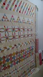 277 best Quilts - Fresh/Bright. images on Pinterest | Bebe ... & Material Obsession, a different take on a sampler quilt Adamdwight.com